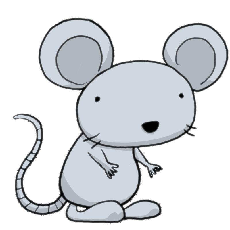 ねずみネズミ鼠好きなように書きたまえ2本足で立つねずみ
